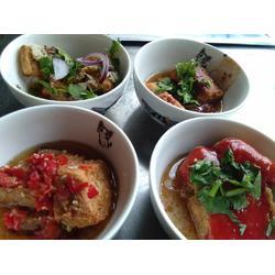 小吃培训八汁臭豆腐图片