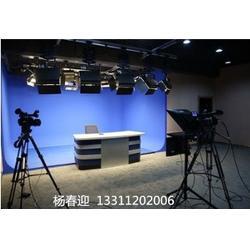 真三维虚拟演播室蓝箱建设方案图片