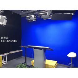 4K超清虚拟演播室系统搭建厂家图片