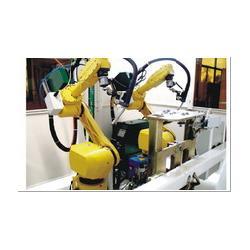 自动焊接机器人-芜湖焊接机器人-劲松焊接(查看)图片