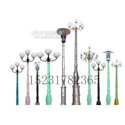 厂家直销各种规格铸铝灯杆 欢迎来图定制图片