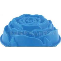 多款硅胶玫瑰蛋糕模专用图片