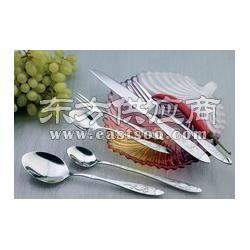 不锈钢餐具报V图片