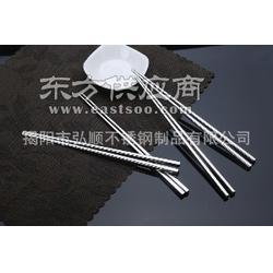304不锈钢方筷供应商/粤弘顺餐具/304不锈钢方图片