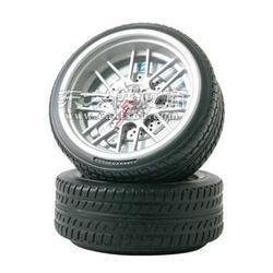 轮胎钟座钟图片
