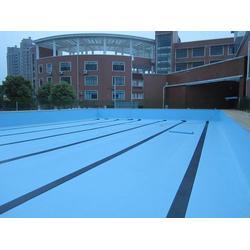 泳池胶膜的使用年限|pvc装饰胶膜(在线咨询)|泳池胶膜图片