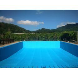 泳池内衬厂家,泳池里面用的软膜是什么-泳之漮(优质商家)图片