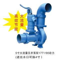 3寸大流量压井泵-压井泵-东阿万路水泵(查看)图片