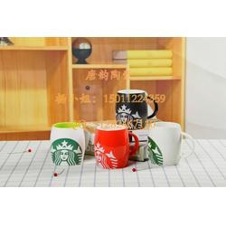 定做礼品杯子-双层不锈钢保温杯-陶瓷杯定制-异形马克杯-情侣早餐杯-咖啡杯定做-陶瓷办公盖杯图片