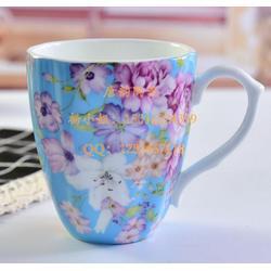 陶瓷会议杯-特美刻保温杯-礼品杯子-陶瓷马克杯-咖啡杯定做-广告杯-陶瓷茶杯-骨质瓷杯子图片