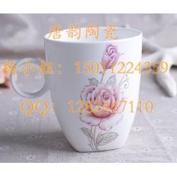 特美刻保温杯-陶瓷定做-骨瓷马克杯-陶瓷茶杯-会议盖杯-咖啡杯定做-陶瓷杯子定做-广告杯图片