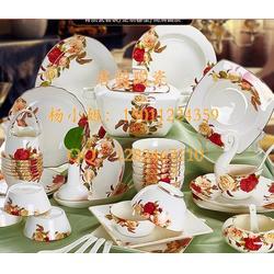 骨瓷餐具套装-陶瓷杯定做-陶瓷马克杯-金边欧式咖啡杯-陶瓷浮雕杯碟-定做礼品杯子-办公杯图片