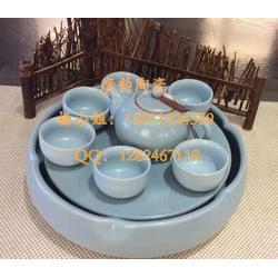 青花瓷罐厂家-陶瓷定做-日料陶瓷餐具-酒店陶瓷盘子-大花瓶-茶具定做-骨瓷咖啡具-汝窑茶具图片