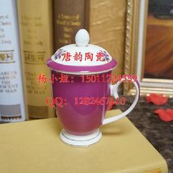 马克杯定制LOGO-镜面陶瓷杯-骨瓷咖啡杯-定制会议茶杯-礼品杯子-高端定制保温杯-陶瓷水杯图片