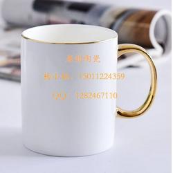 马克杯定制厂家-骨质瓷早餐杯子-陶瓷杯子-咖啡杯定做-广告水杯-水杯-茶杯图片