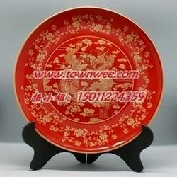 鎏金陶瓷茶杯-茶叶罐定做-陶瓷定做-工艺花瓶-陶瓷盘子定做-汝窑茶具-纪念盘图片