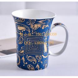 陶瓷浮雕杯碟-马克杯定制-骨瓷水杯-礼品杯子-咖啡杯-陶瓷杯子-广告杯订做-会议盖杯图片