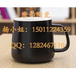 马克杯定制厂家-特美刻保温杯-商务礼品杯-骨质瓷咖啡杯碟-陶瓷杯定做-办公盖杯图片