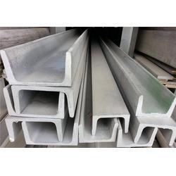 热镀锌槽钢厂家-磐基钢铁-石家庄镀锌槽钢图片