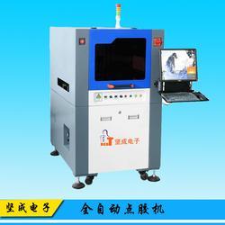 点胶机厂家坚成电子BES-N460全自动点胶机高效高精度打胶机图片