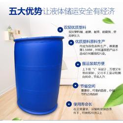200L双层化工桶相对单层更加耐腐蚀耐氧化1000L吨桶图片