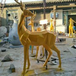天津|玻璃钢雕塑定做|园林雕塑定制图片