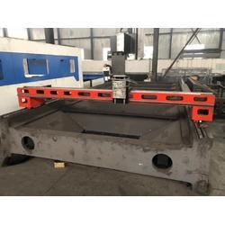 铸造床身 铸造横梁 现货供应 厂家直销-国宏机床图片