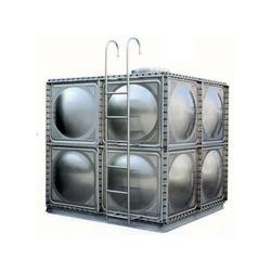 兆应环保-湖南消防水箱厂家-不锈钢水箱质量图片