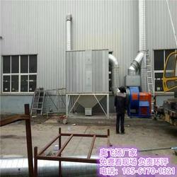 焊烟净化过滤设备拥有先进技术图片