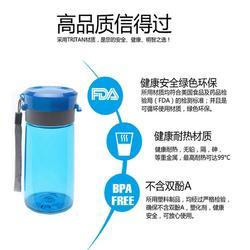 提手Tritan材质塑料水杯安全环保可开模定制图片