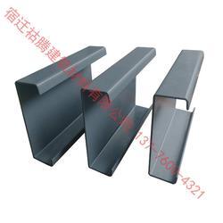 浸塑防腐C型钢生产厂家报价图片