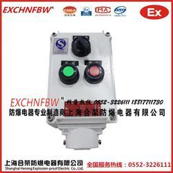 定制防爆操作柱按钮箱 就地控制箱立式 壁挂式操作箱按钮盒图片