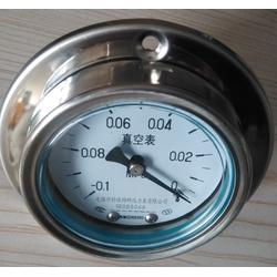 不锈钢真空压力表Z-40B/50B/60B/Z-75B/Z-100B/Z-150B图片