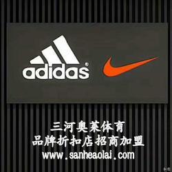 Adidas-Nike耐克阿迪达斯三叶草正品折扣店加盟图片
