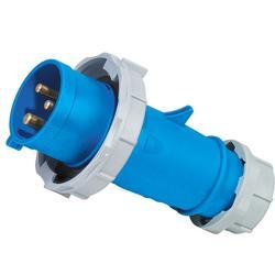 啟星科技QX278 16A/3P  IP67等級 歐標工業防水插頭圖片