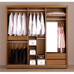 宜铝香家居品质优良 铝制衣柜选哪家-河北铝制衣柜图片