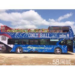 双层观光巴士婚车租赁图片