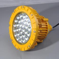 锅炉房80W防爆投光灯 220V免维护LED防爆灯图片