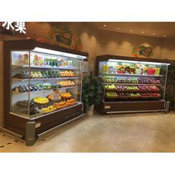 水果展示柜哪个牌子好 水果保鲜柜风幕柜定做厂家图片