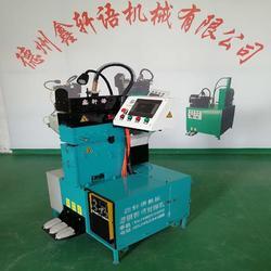 自动剪切钢带对焊机使用操作方法图片