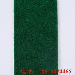德国BOBOTEX绿绒布F-21 绿绒糙面带 刺皮 绿绒防滑包辊带图片