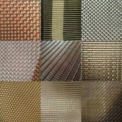 绵瑞金属装饰网-建筑金属装饰幕墙网-金属装饰网安装方法图片