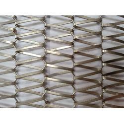 装饰金属网窗帘-不锈钢金属网帘生产厂家-金属装饰网垂帘图片