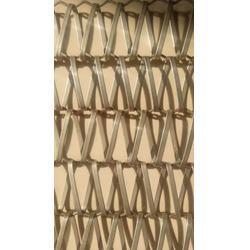 不锈钢螺旋金属网帘图片