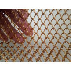 绵瑞专业生产1.2mm金属装饰网帘图片