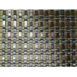 不锈钢合股装饰网-金属不锈钢输送带网-铝合金小勾花网帘图片