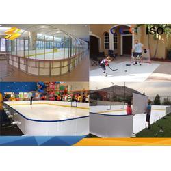 专业生产超高聚乙烯围栏板 HDPE冰球场围栏厂家图片