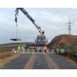 耐磨損復合材質鋪路板泥濘道路專用路墊可定制圖片