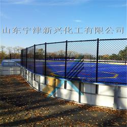 专业生产抗撞击旱地围栏-冰球场围栏厂家图片