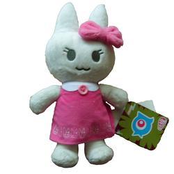 希乐毛绒贝尼兔玩具公仔可定制图片